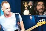 Sting'in yeni projesinde iki Türk