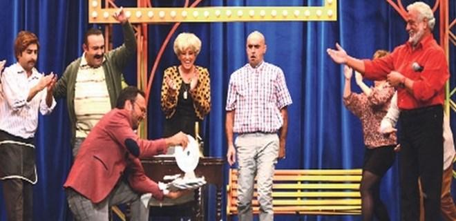 'Güldür Güldür' programına sürpriz konuk!..