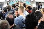 Marmaray'da pazar günü rekoru!...