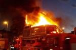 İstanbul'da korkutan yangın!...