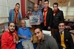 Turgay Şeren'i duygulandıran ziyaret