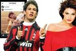 Almeda Abazi, gönlünü futbolcu Pato'ya kaptırdı!..