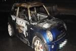 Cizre'de otomobil yaktılar