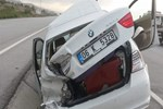 Orduspor Teknik Direktörü trafik kazası geçirdi!
