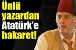 Kadir Mısıroğlu'ndan Atatürk'e hakaret!
