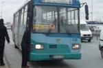 Halk otobüsü şoföründen şok eden taciz!