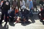 Tel Aviv ve Batı Şeria'da bıçaklı saldırılar!..