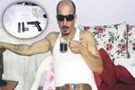 Suç makinesi adam, çelik yelekle yakalandı!