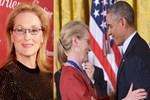 Obama: 'Meryl Streep'e aşk duyuyorum'