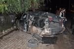 Kahramanmaraş'ta feci trafik kazası!