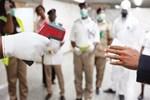 Ebola'dan tatsız haber!..