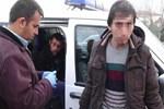 Polisten otoparka 'eroin' baskını!..