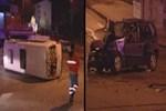 Ankara'da kaza: 10 yaralı..