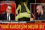 Rober Hatemo'dan pantolon açıklaması!