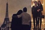 Eski Türkiye Güzeli'ne Eyfel'e karşı evlilik teklifi!