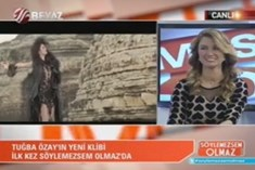 Tuğba Özay'ın klibi ilk kez yayınlandı!..