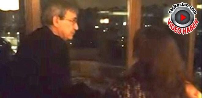 Orhan Pamuk'u şok eden baskın!...