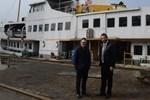 İşte Bora Gencer'in vapur oteli!..
