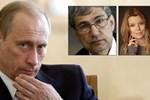 Pamuk ve Şafak'tan Putin'e mektup