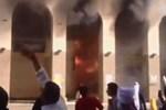 Kutsal topraklarda yangın!..