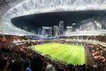 İşte David Beckham'ın stadı!..