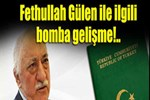 Gülen'in pasaportu iptal edildi