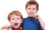 Çocuklar ve dişleri...