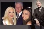 Bill Clinton'un gündemi sarsan fotoğrafı