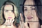 Ünlü kadınlar kafese girdi!...