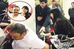 Bülent Serttaş yine motosikletten düştü
