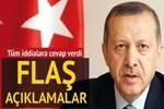 Başbakan Erdoğan'dan tüm merak edilenlere yanıt!..