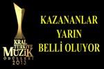 Kral TV ödülleri 2013'ün kazananları açıklanıyor!..