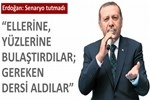 Başbakan Erdoğan: 'Senaryo tutmadı'