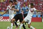 Uruguay Kosta Rika'ya boyun eğdi!