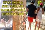 Ebru Şallı & Sinan Akçıl Marmaris'te görüntülendi!..