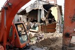 Bursa'da yıkım şoku!..