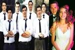 Ünlü oyuncu Büyükada'da evlendi!