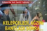 Ankara'da kan donduran gasp!