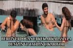 Berfin Erdoğan erkek arkadaşıyla görüntülendi