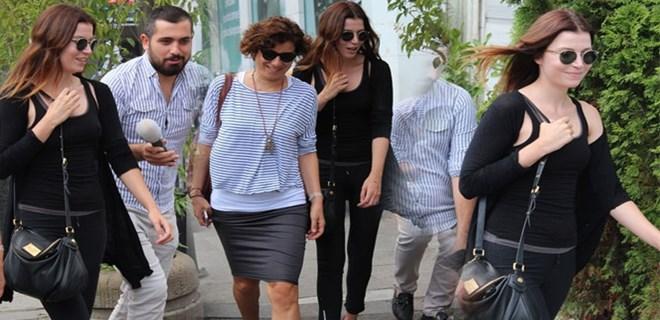 Selma Ergeç'ten muhabiri şaşırtan tavırlar