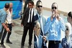 Silahıyla Başbakan Erdoğan'a yaklaştı!