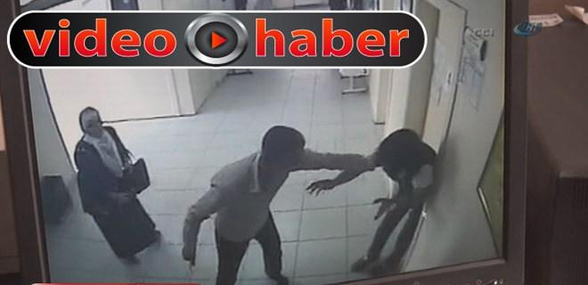 Sağlık çalışanına bıçaklı saldırı