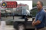 Üst geçidi yıkan tanker şoförü adliyede!