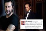 Celil Nalçakan'dan çarpıcı tweet!
