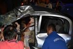 Sivas'ta feci trafik kazası!..