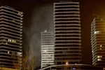 Zorlu Center'da yangın!..