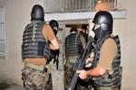 İstanbul'da dev terör operasyonu!