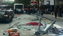 Ankara'daki feci kazanın görüntüleri!