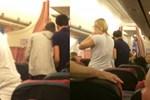 Uçakta kalp krizi geçirip öldü!..