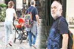 Güven Kıraç 55 yaşında baba oldu!
